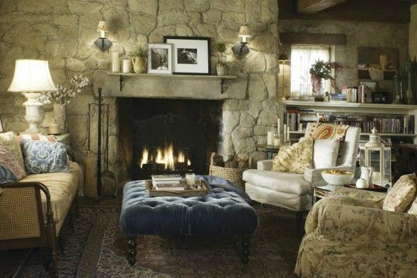 Cozy Cabin Style: How to Create a Wes Anderson-style getaway with classic Persian Rugs
