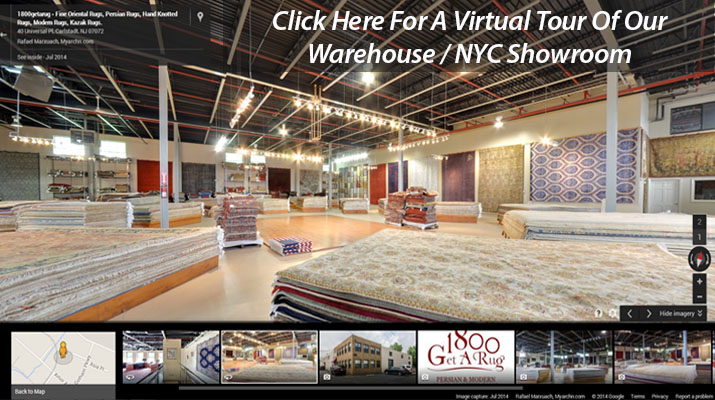 Rug Showroom In New York and New Jersey