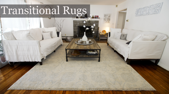 Modern, Transitional And Traditional Rugs