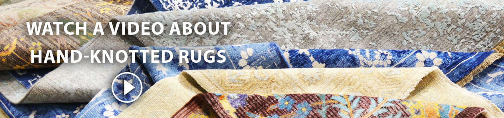 THE STORY OF HAND KNOTTED RUGS