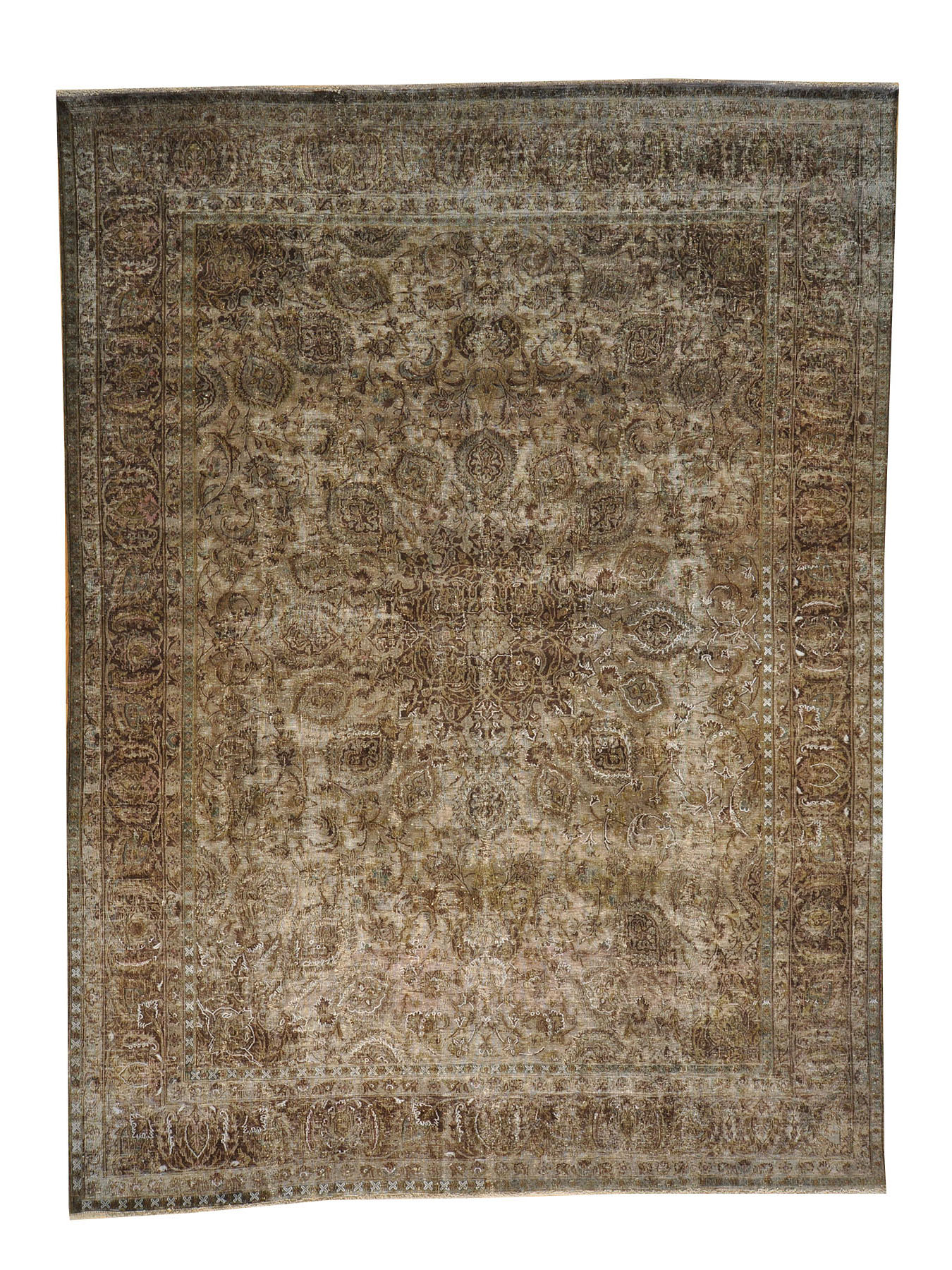 semi-antique rugs