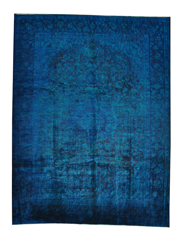 Perfect Overdyed Rugs UH17