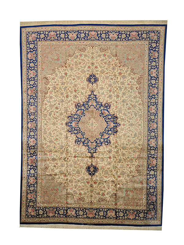 silk rugs in new york