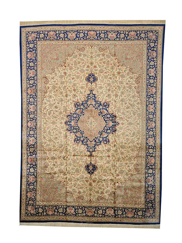 silk rugs in new york